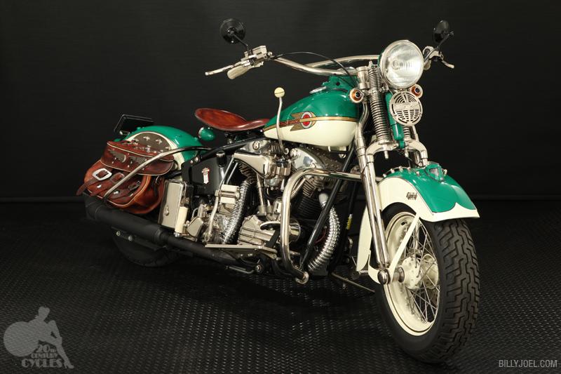 Harley-Davidson Knucklehead 2008 (Front)