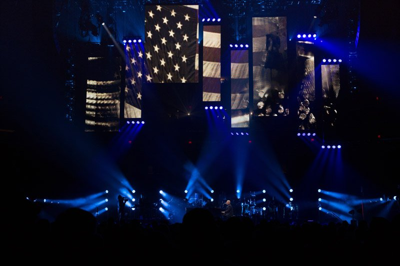Billy Joel Live At MSG, January 7th, 2016