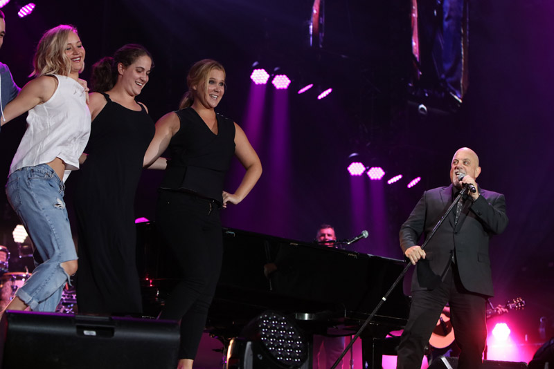 Billy Joel At Wrigley Field Chicago, IL – August 27, 2015 (Photo 10)