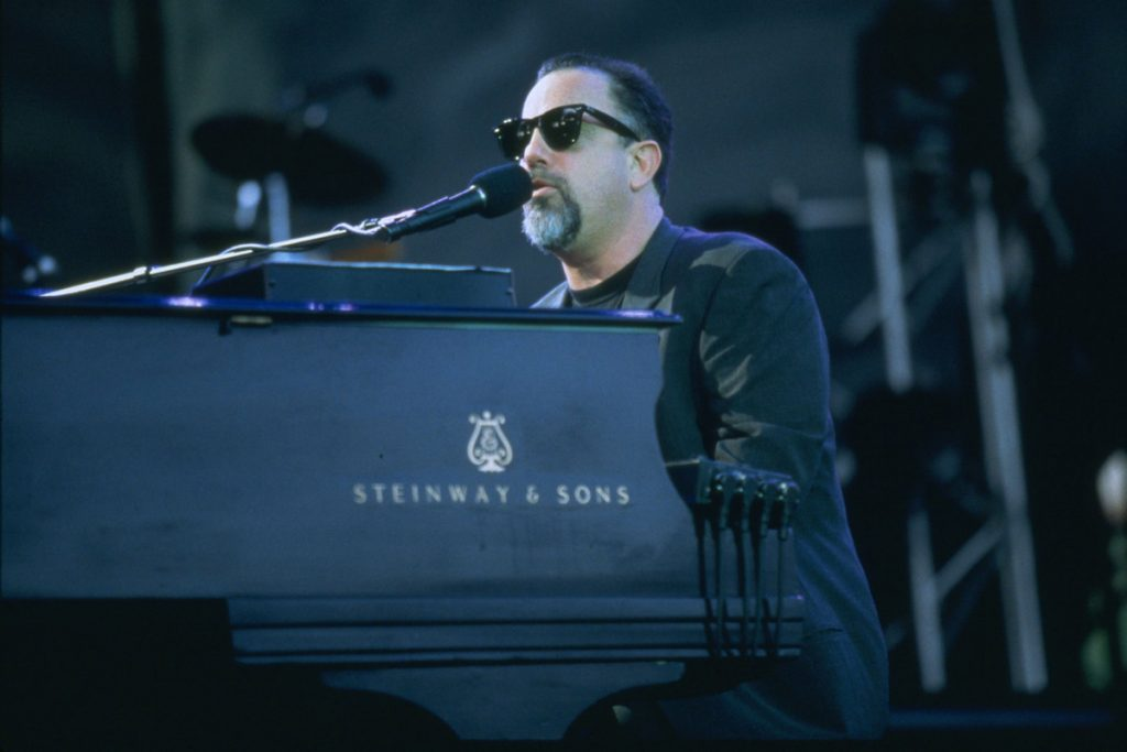 Billy Joel Live