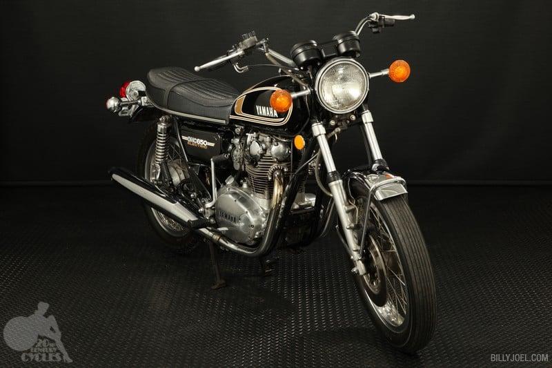 Yamaha XS650 1975 (Front)