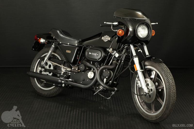 Harley-Davidson XLCR 1977 (Front)