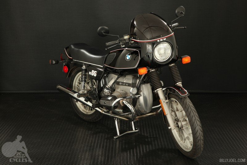 BMW R65 1979 (Front)