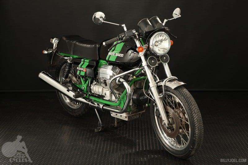 Moto Guzzi 1000S 1993 (Front)