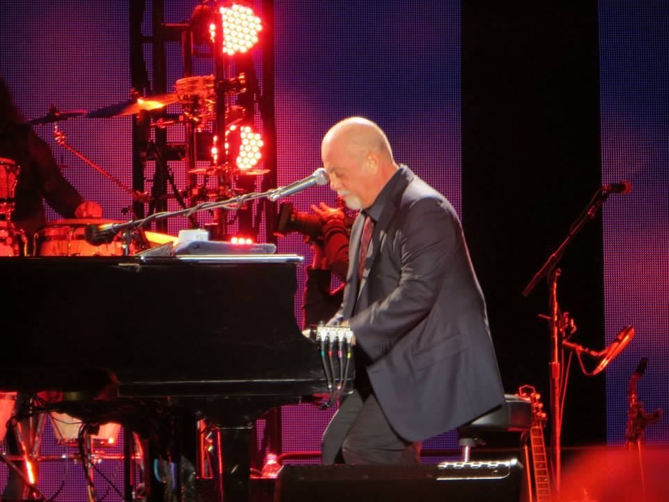 One man and his …… piano !!