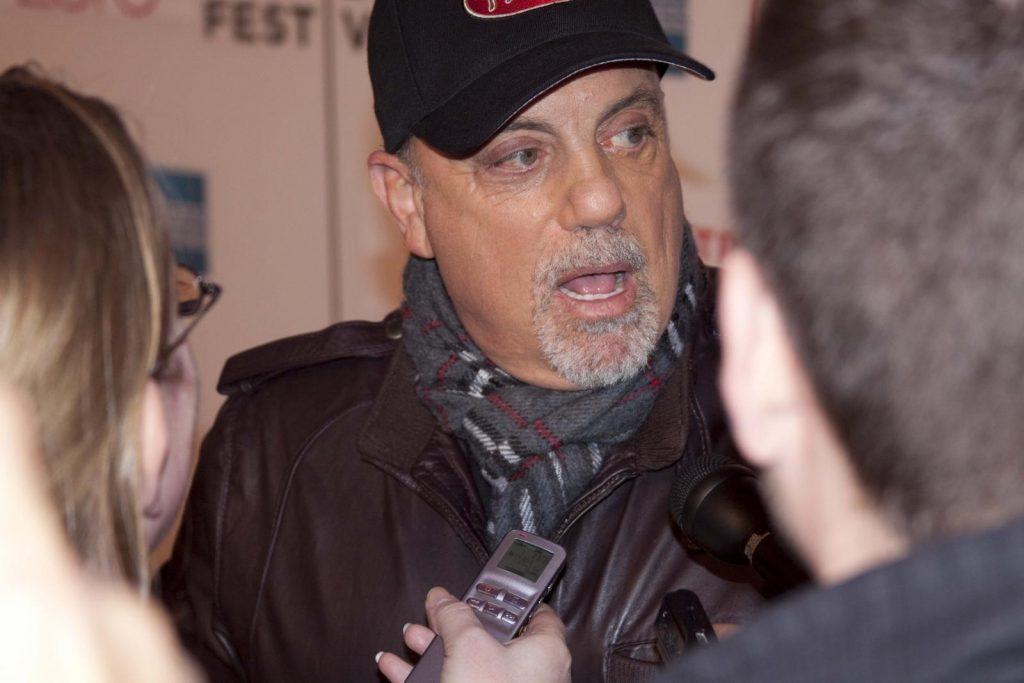 Tribeca Red Carpet: Billy Joel 2