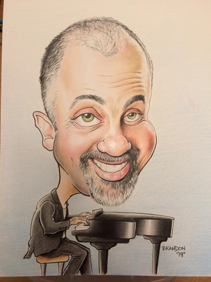 Billy-Joel-Caricature