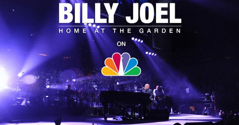 ... Garden Design With Billy Joel: Home At The Garden On NBC Channel Billy  Joel With
