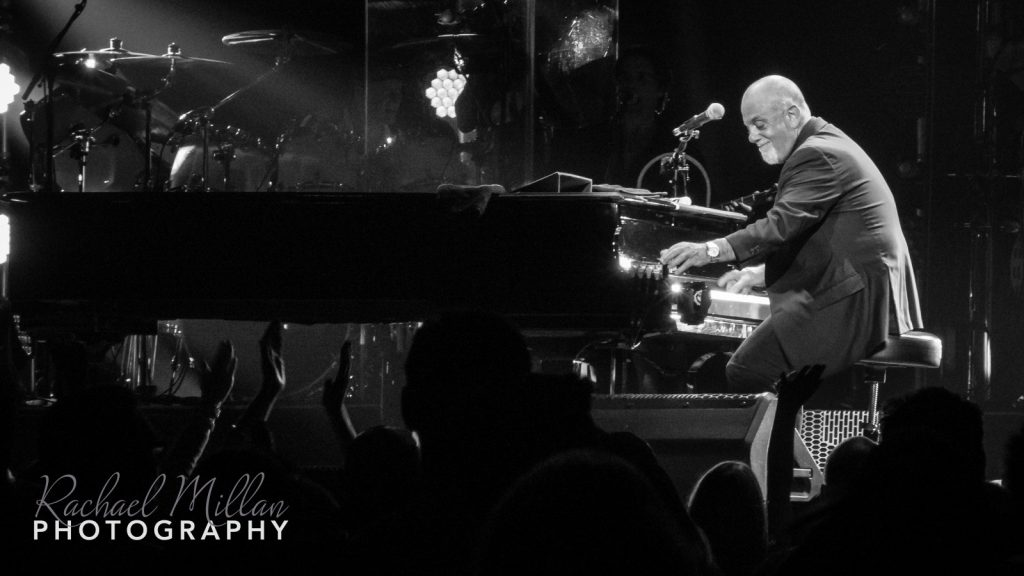 I was AMAZED by The Piano Man!