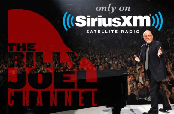 The Billy Joel Channel Extended To March 15 On SiriusXM
