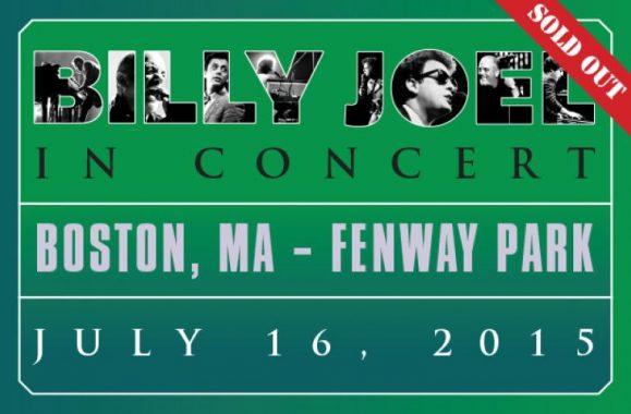 Billy Joel Returns To Fenway Park