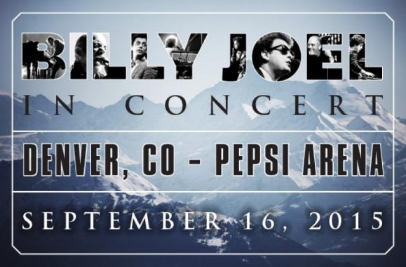 Billy Joel In Concert At Pepsi Center In Denver September 16