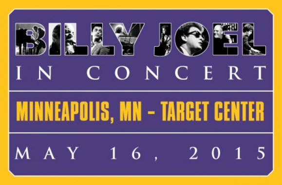 Billy Joel Returns To Target Center May 16th In Minneapolis