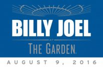 Billy Joel At Madison Square Garden – August 9, 2016