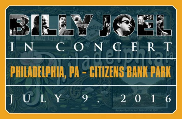 Billy Joel To Perform At Citizens Bank Park Philadelphia For Third Year In A Row