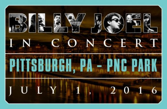Billy Joel In Concert At PNC Park Friday, July 1
