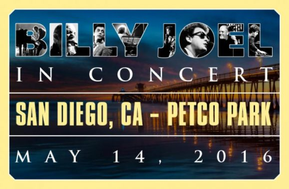 Billy Joel Announces San Diego Petco Park Concert May 14