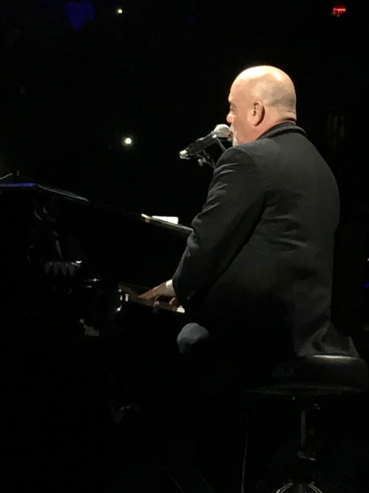 Billy Joel At Madison Square Garden December 17 2015 Billy Joel Official Site
