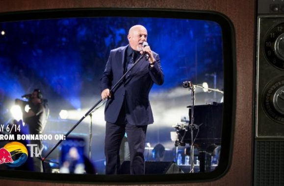 Watch Billy Joel Live From Bonnaroo Music and Arts Festival