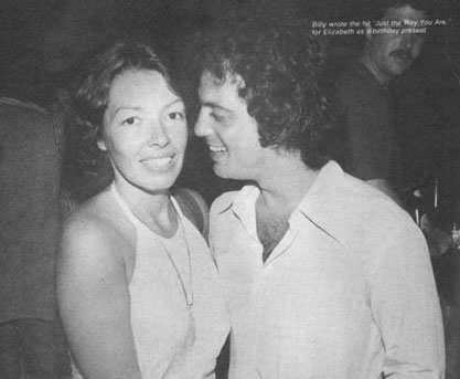 Billy And His First Ex Wife Billy Joel Official Site