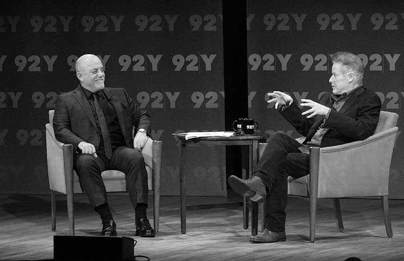 Don Henley In Conversation With Billy Joel (Photo 2)