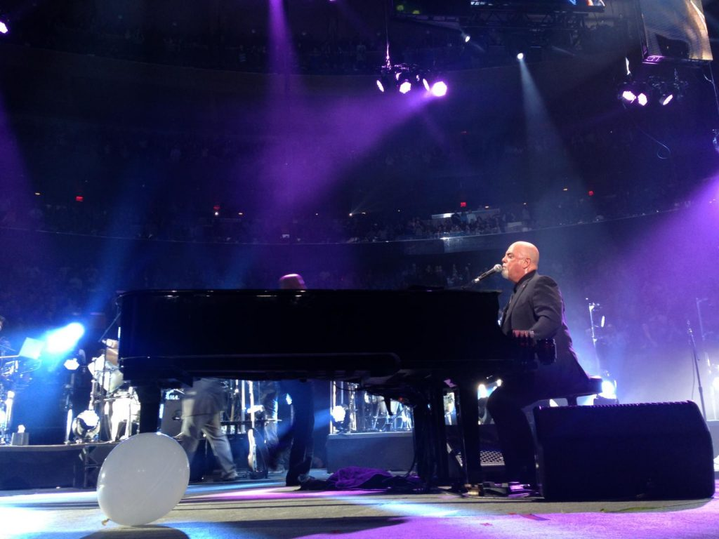 Billy Joel At Madison Square Garden – February 18, 2015