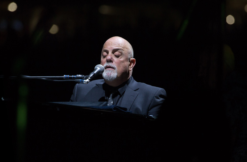 Billy Joel Tour  Fenway