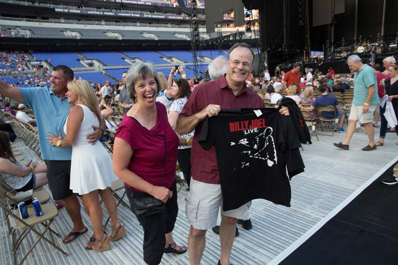 New t-shirt M&T Bank Stadium, Baltimore 072515