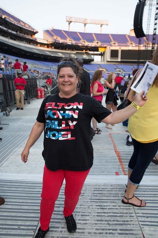 Fan M&T Bank Stadium, Baltimore 072515