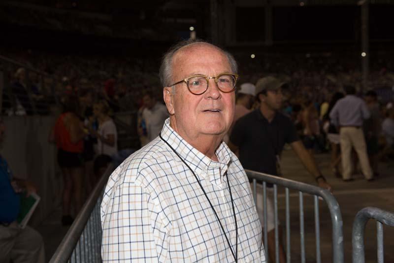 Wilson Howard, show promoter,  M&T Bank Stadium, Baltimore 072515