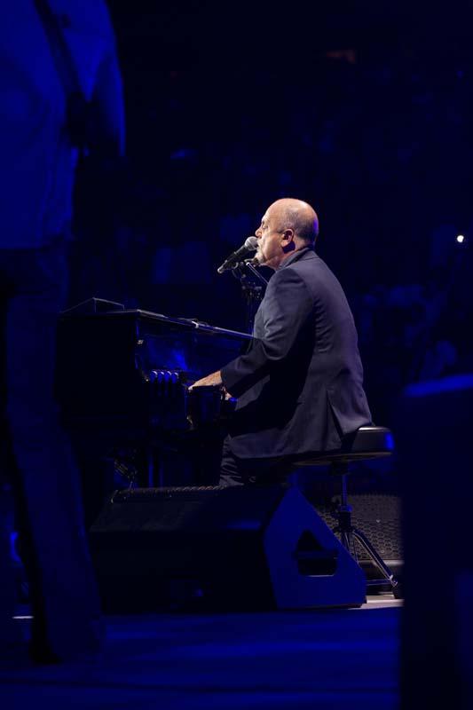 Billy Joel At Madison Square Garden – October 2, 2014 (Photo 35)