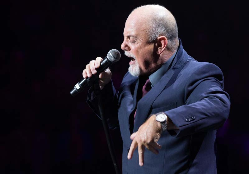Billy Joel At Madison Square Garden – October 2, 2014 (Photo 42)
