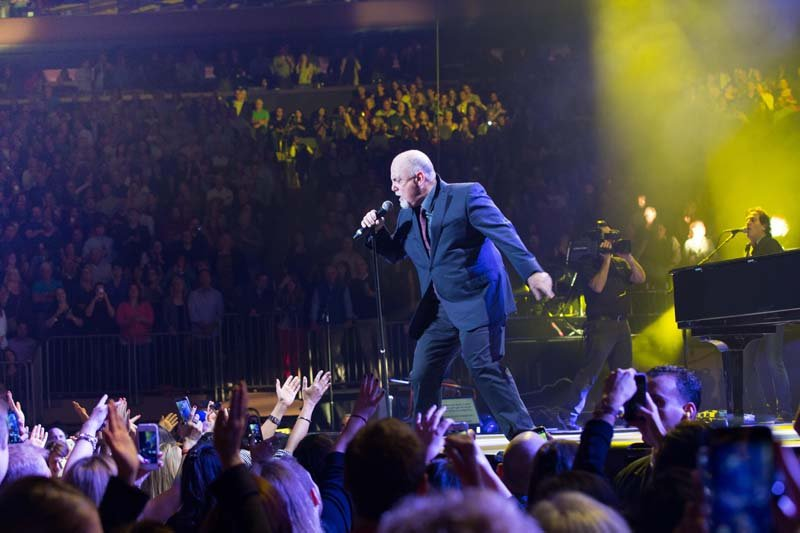 Billy Joel At Madison Square Garden – October 2, 2014 (Photo 43)