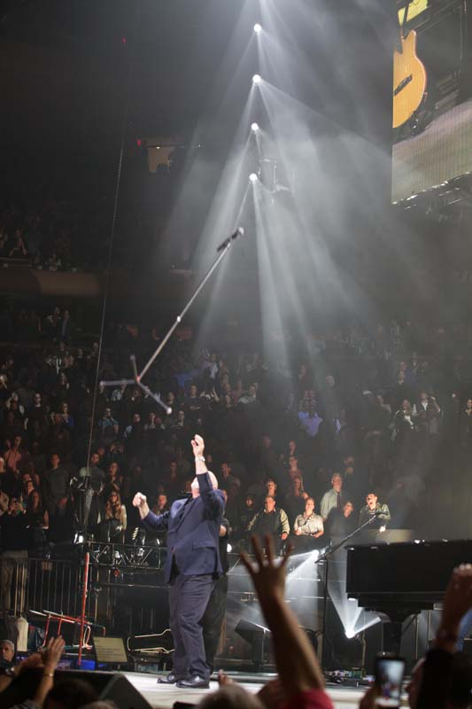 Billy Joel At Madison Square Garden – October 2, 2014 (Photo 45)