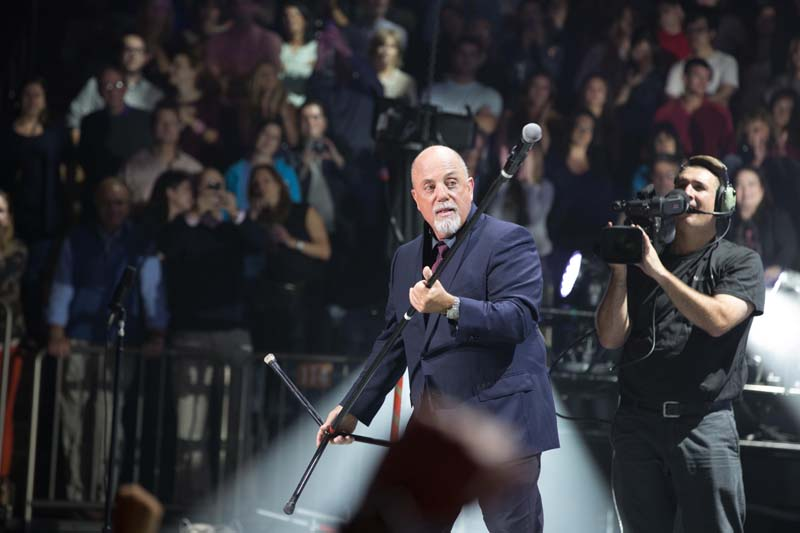 Billy Joel At Madison Square Garden – October 2, 2014 (Photo 47)