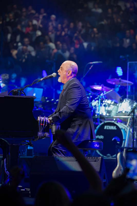 Billy Joel At Madison Square Garden – October 2, 2014 (Photo 50)