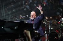 Billy Joel At Madison Square Garden – October 2, 2014