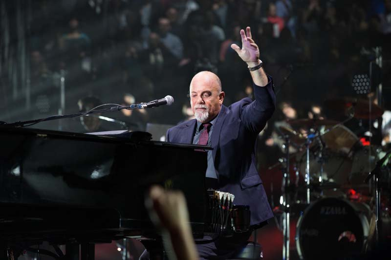 Billy Joel at MSG Oct 2