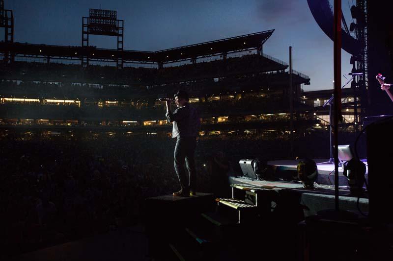 Billy Joel At Citizens Bank Park Philadelphia, PA – August 13, 2015 (Photo 68)