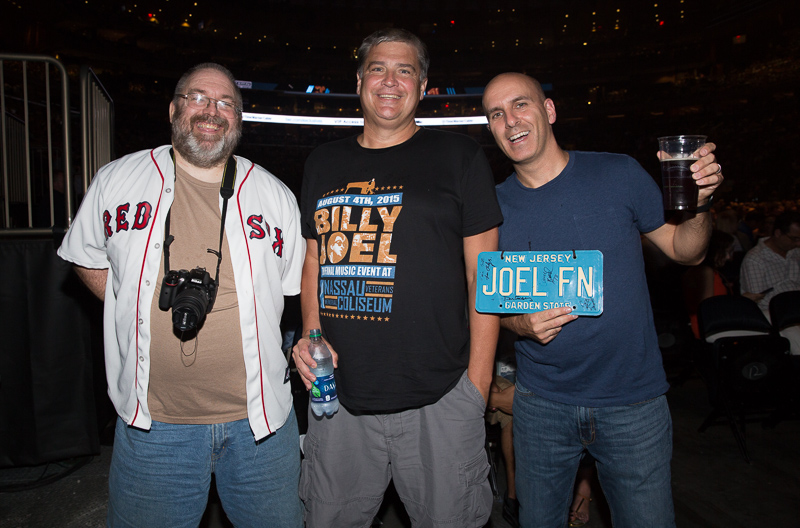 Billy Joel At Madison Square Garden New York, NY – August 20, 2015 (Photo 68)