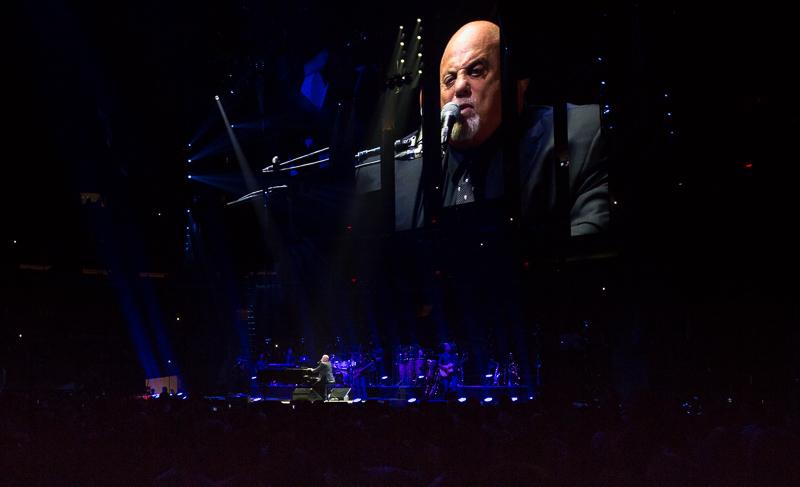 Billy Joel Live MSG 082015