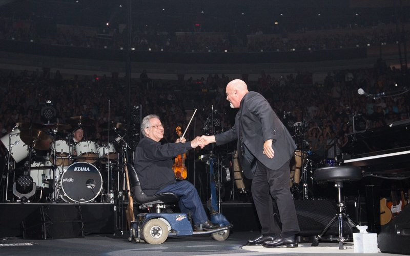 Billy Joel At Madison Square Garden New York, NY – August 20, 2015 (Photo 74)