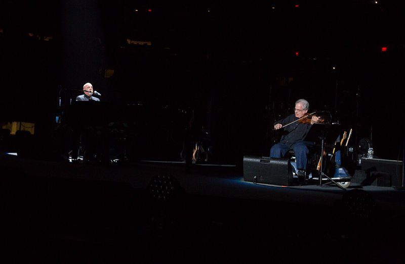 Billy Joel At Madison Square Garden New York, NY – August 20, 2015 (Photo 75)