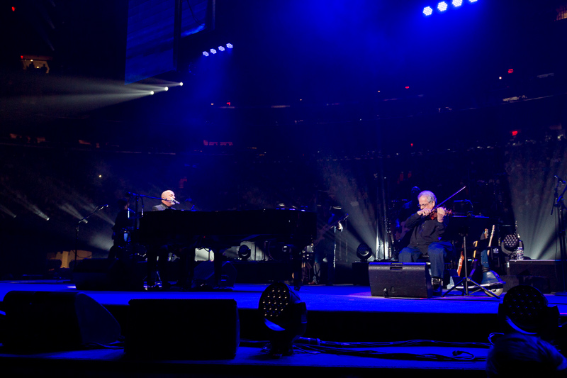 Billy Joel At Madison Square Garden New York, NY – August 20, 2015 (Photo 76)