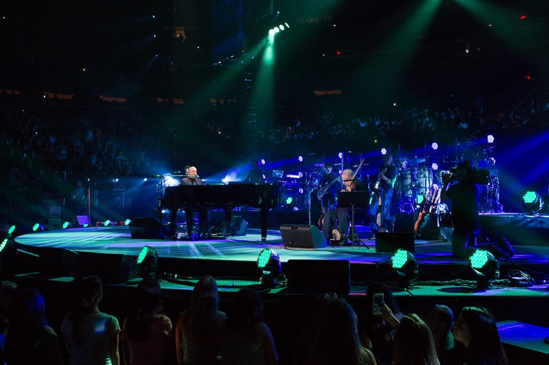Billy Joel At Madison Square Garden New York Ny August 20 2015 Photo 48 Billy Joel