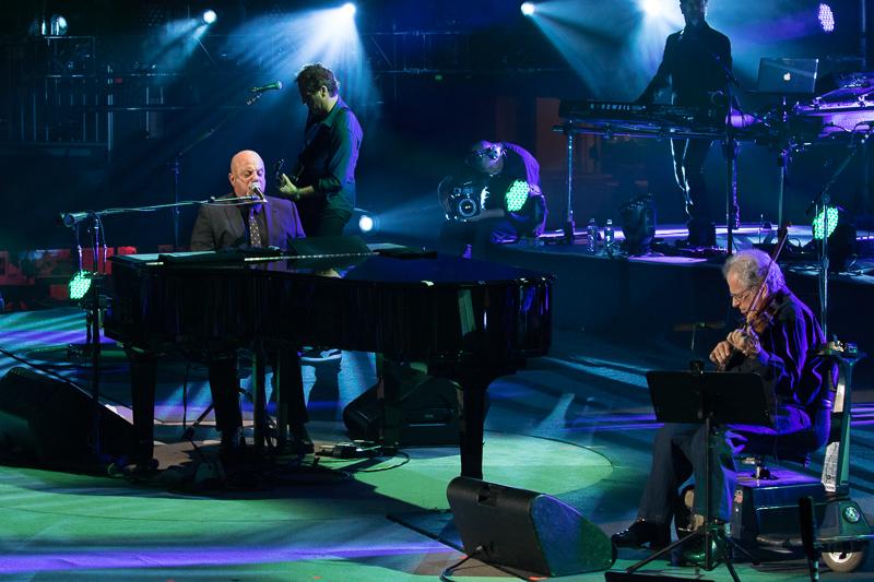 Billy Joel At Madison Square Garden New York Ny August 20 2015 Photo 45 Billy Joel