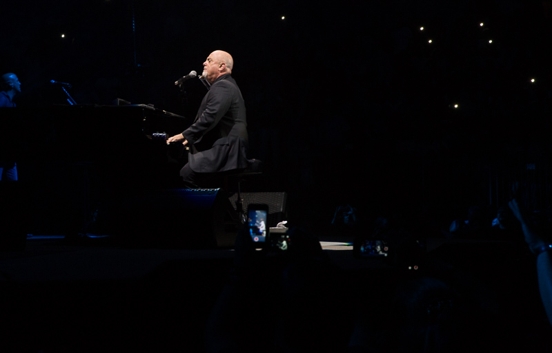 Billy Joel Live MSG 082015