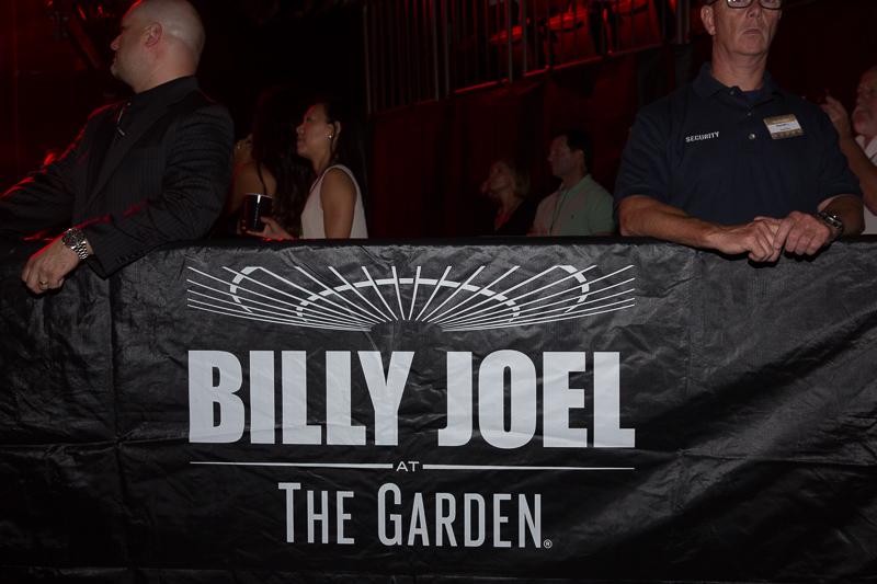 Billy Joel At The Garden banner 082015
