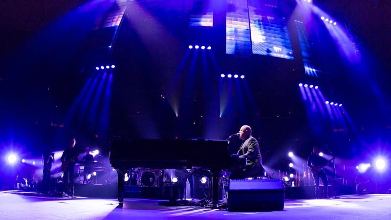 Billy Joel At Madison Square Garden New York, NY – September 26, 2015 (Photo 63)