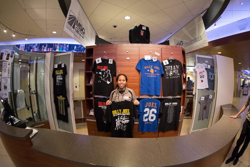 Billy Joel At Madison Square Garden New York, NY – September 26, 2015 (Photo 44)